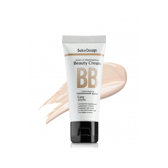 "Тональный крем ""BB Beauty Cream"" (BELORDESIGN)"