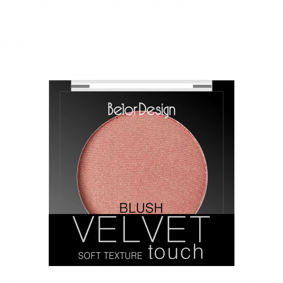 Румяна для лица Velvet Touch (BELORDESIGN)